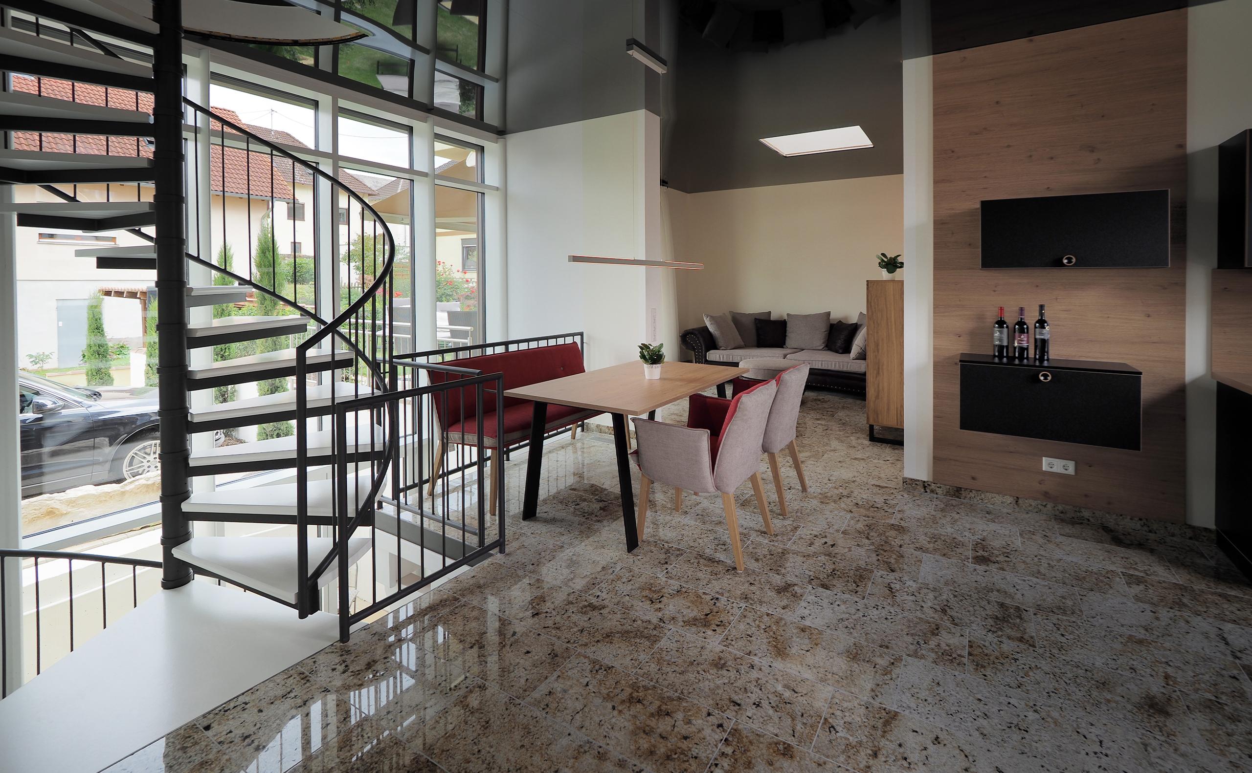 Ferienhaus-A-Wohnzimmer
